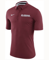 Nike Men's Alabama Crimson Tide Basketball Polo