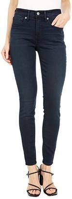 Lucky Brand High-Rise Bridgette Skinny Jeans in Sin City (Sin City) Women's Jeans