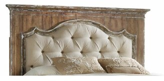 Hooker Furniture Chatelet Upholstered Panel Headboard Size: King