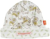 Magnificent Baby Lion And The Mouse Hat (Baby) - Beige/Green-0-3 Months