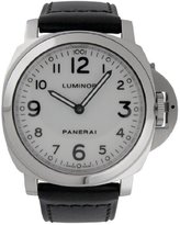 Panerai Men's PAM00114 Luminor Base Dial Watch