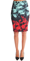 Clover Canyon Hidden Jungle Pencil Skirt