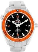 Omega Seamaster 232.30.46.21.01.002 Stainless Steel Orange Bezel Automatic 46mm Mens Watch