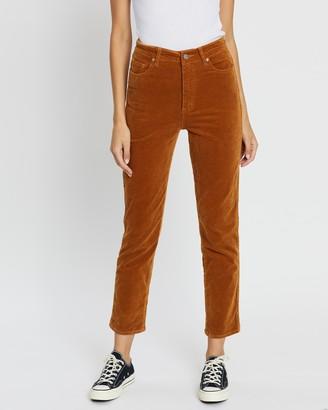 Lee Hi Mom Corduroy Jeans