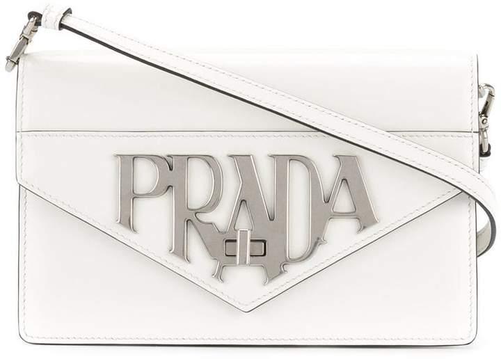 632d91c2d9ef Prada White Shoulder Bags for Women - ShopStyle Australia