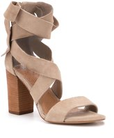 GB Free-Tie Ankle Wrap Sandals