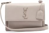 Saint Laurent Sunset medium leather cross-body bag