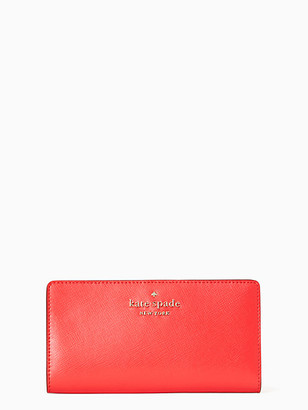 Kate Spade Staci Large Slim Bifold Wallet