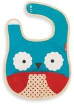 Skip Hop SKIP*HOP® Zoo Tuck-Away Bibs in Owl