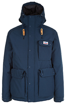 Penfield Apex Water-resistant Down Insulated Parka Jacket, Navy