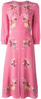 Vilshenko Holly Rose dress