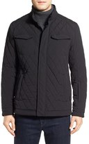 Tumi Quilted Moto Jacket