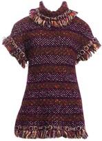 Chanel Purple Wool Knitwear for Women
