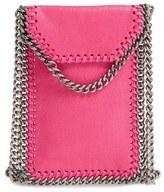 Stella McCartney 'Falabella' Faux Leather Crossbody Phone Pouch