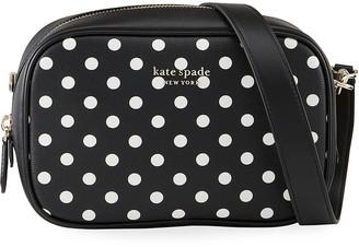 Kate Spade Infinite Polka Dot Camera Bag
