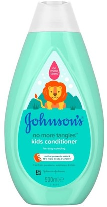 Johnson's Baby No More Tangles Kids Conditoner 500Ml