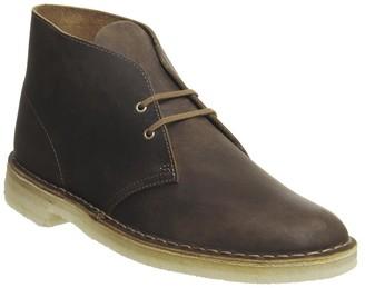 Clarks Desert Boots Beeswax