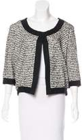 Thakoon Wool Patterned Jacket