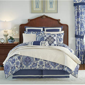 Croscill Leland 4-Piece Queen Comforter Set Bedding