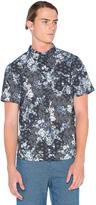NATIVE YOUTH Floral Sashiko Shirt
