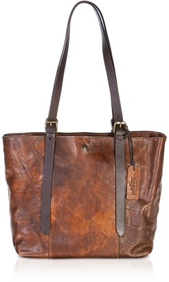 Chiarugi Genuine Leather Shoulder Bag