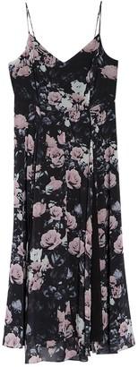 City Chic Rose Romance Floral Print Maxi Dress (Plus Size)