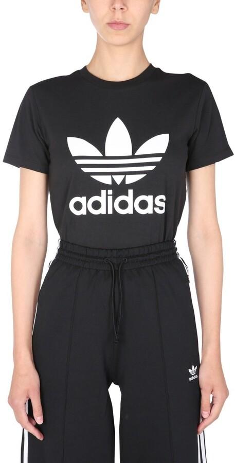 Thumbnail for your product : adidas Adicolor Classics Trefoil T-Shirt
