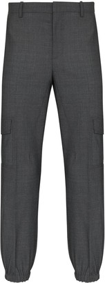 Neil Barrett Tailored Cargo-Style Trousers