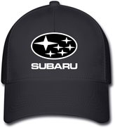 DEBBIE Unisex Subaru Logo Baseball Caps Hat