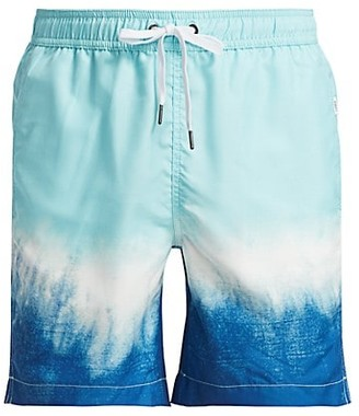 Onia Charles Ombre Swim Trunks