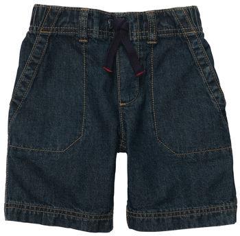 Carter's Pull-On Denim Shorts