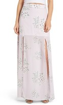 Show Me Your Mumu Women's Double Slit Skirt