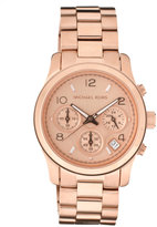MK5128 Rose Gold Plated Watch