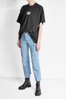 Vetements Oversized Cotton T-Shirt