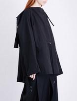 Craig Green Self-tie cotton-blend hoody