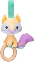 Yellow & Purple Fox Take-Along Pals Plush Toy