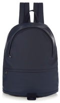 A.p.c. Alexandre Rubberised-leather Backpack