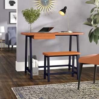 Gaspar Student Dorm Desk Ebern Designs