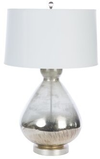 "Aidan Gray Clyde 27"" Table Lamp (Set of 2"
