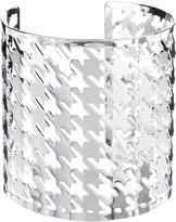 Asos Houndstooth Cuff Bracelet