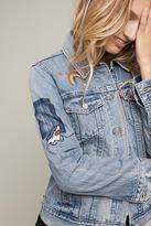 Levi's Embroidered Boyfriend Denim Jacket