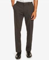 Kenneth Cole Reaction Men's Flat-Front Neat Dress Pants