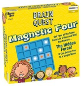 University Games Brain Quest Magnetic Four Game