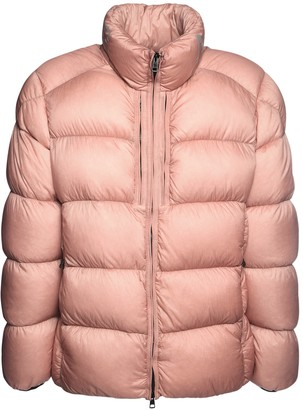 Moncler Hooded Cevenne Dyed Down Jacket