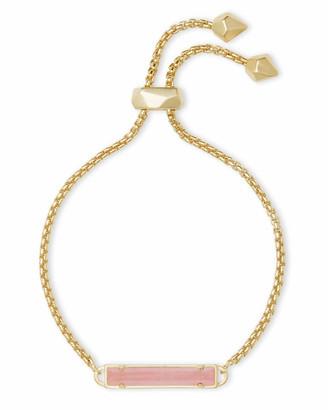 Kendra Scott Stan Adjustable Bracelet in Gold