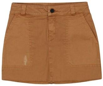 Zadig & Voltaire Embroidered Denim Skirt (6-16 Years)