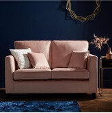 New Dante Fabric 2 Seater Sofa
