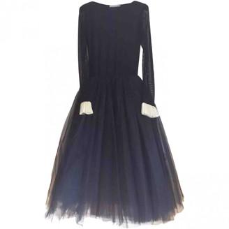 DANIELE CARLOTTA Black Dress for Women