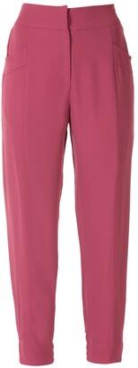 Martha Medeiros Manuela slim trousers