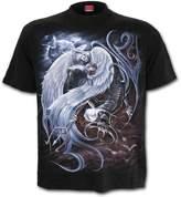 Spiral Women's Yin Yang Boyfriend Fit T-shirt